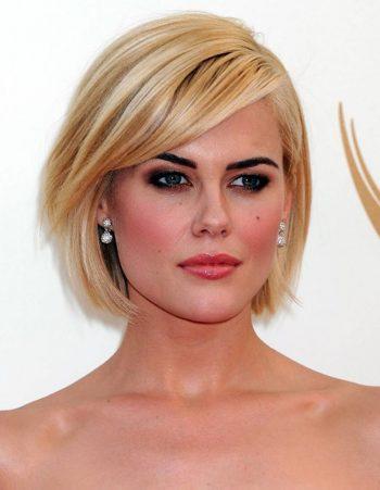 Fryzury Na Okrągłą Twarz Dla Niesfornych Włosów Modne