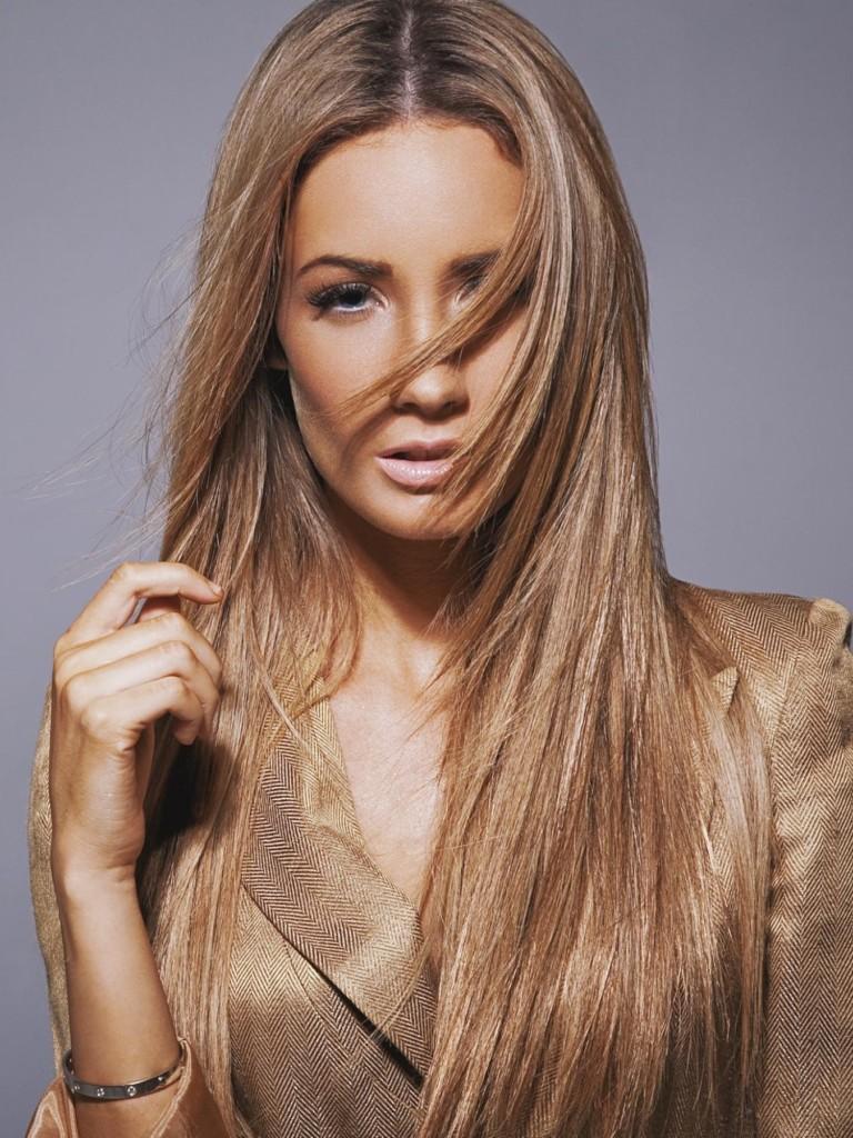 Названия причесок женских на средние волосы