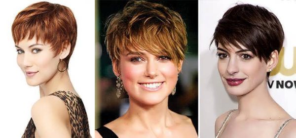 Tunsori La Modă Pentru Femei Pentru Păr Scurt Foarte Scurte Tunsori
