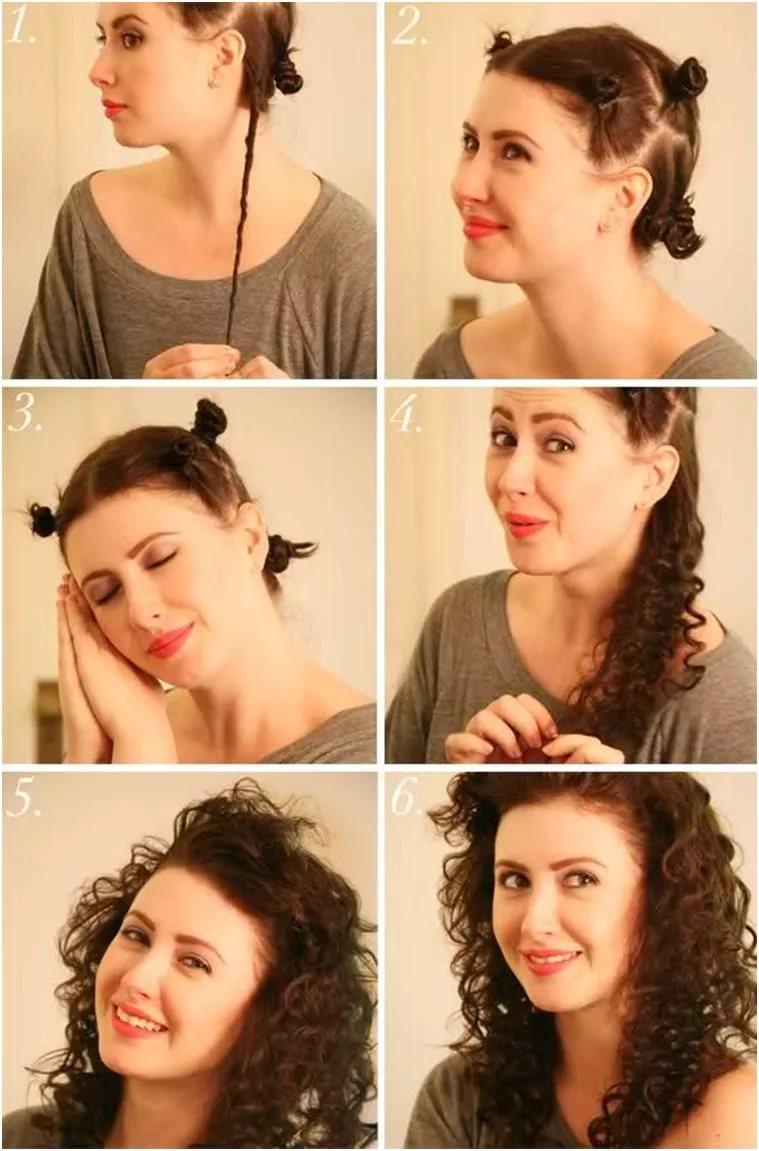 Coafuri Foarte Ușoare Pentru Părul Mediu Coafuri De Seară Pentru