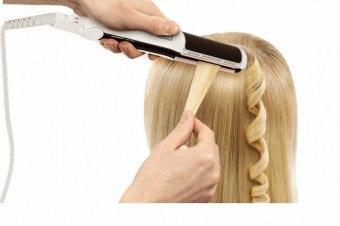 Как сделать волосы слегка вьющимися